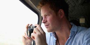 Prince Harry、ハリー王子、カメラマンとしての腕前をインスタグラムで披露