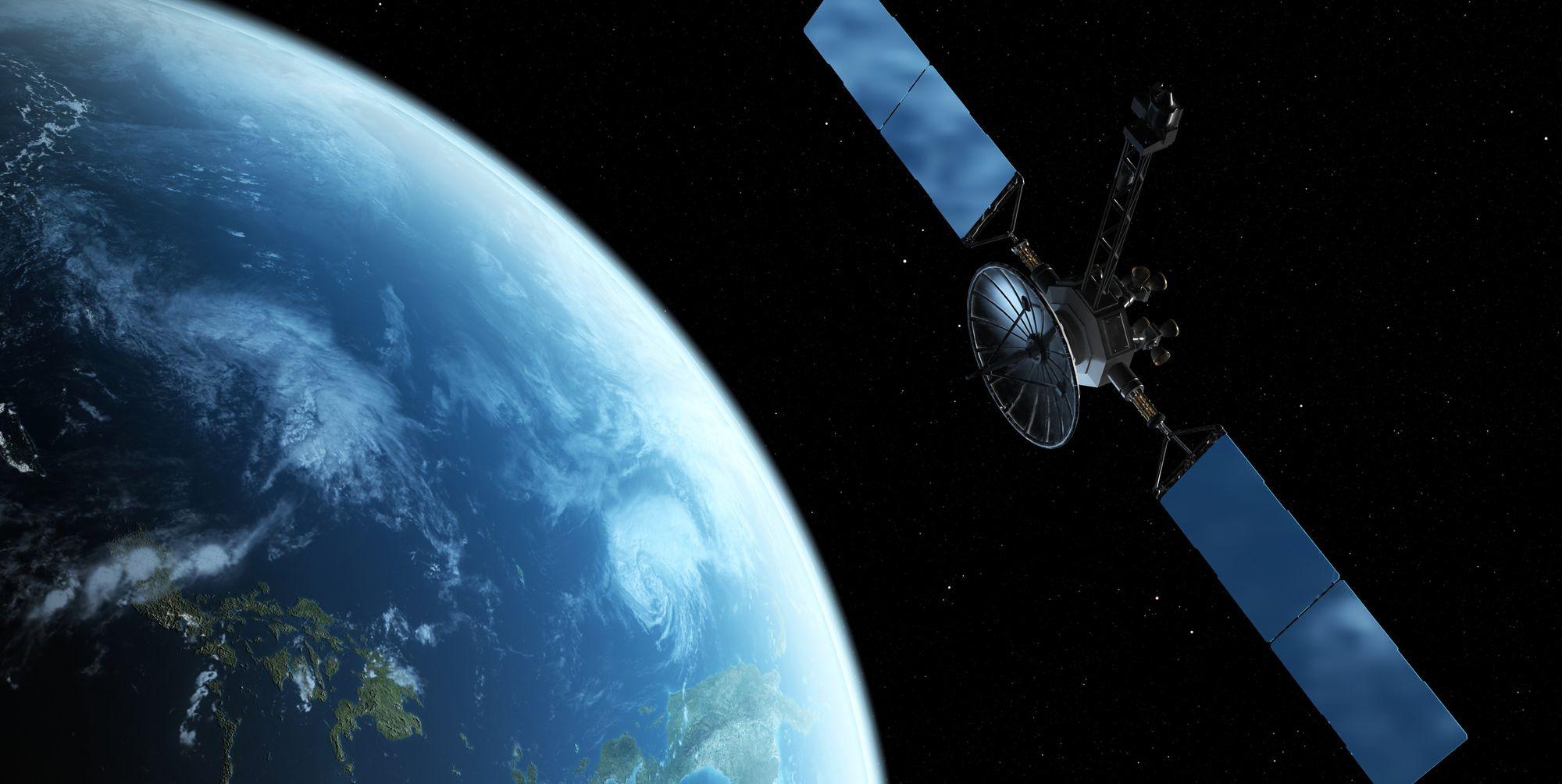 La banda larga arriva dallo spazio
