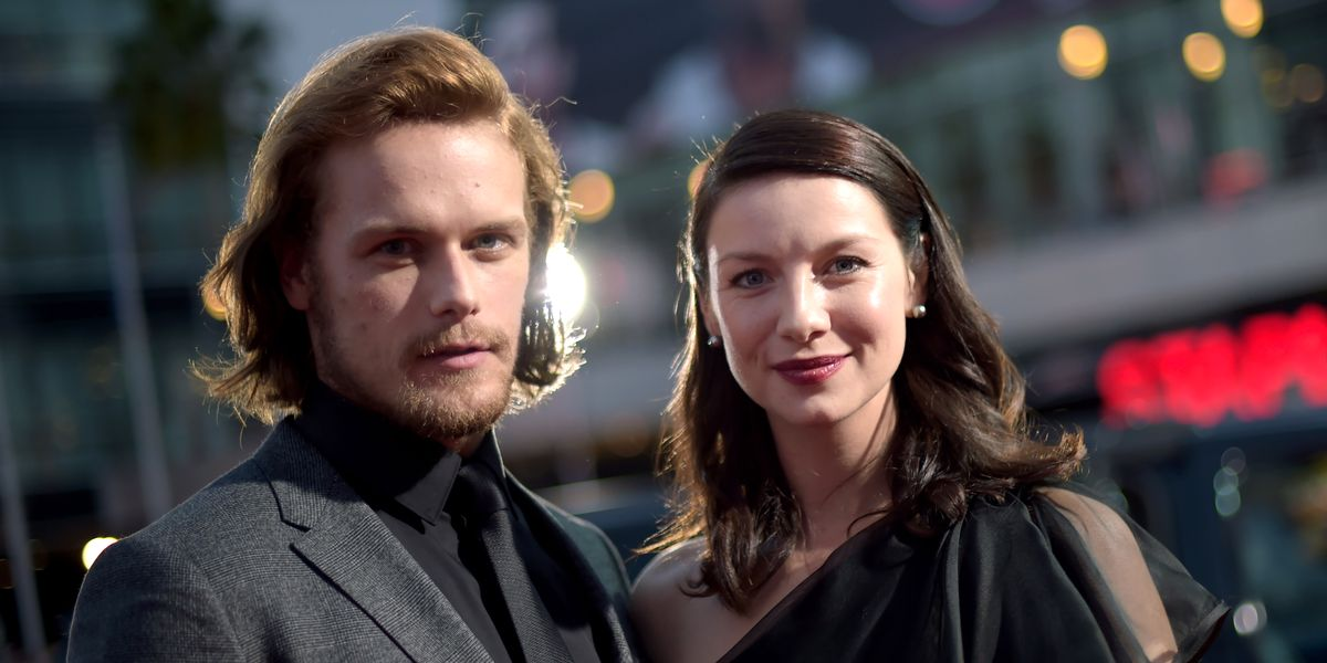 Every Time Caitriona Balfe And Sam Heughan From Outlander