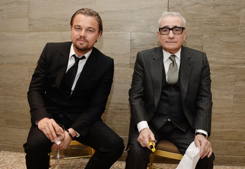 Martin Scorsese and Leonardo DiCaprio's Next Movie Has the Makings of a True Crime Masterpiece