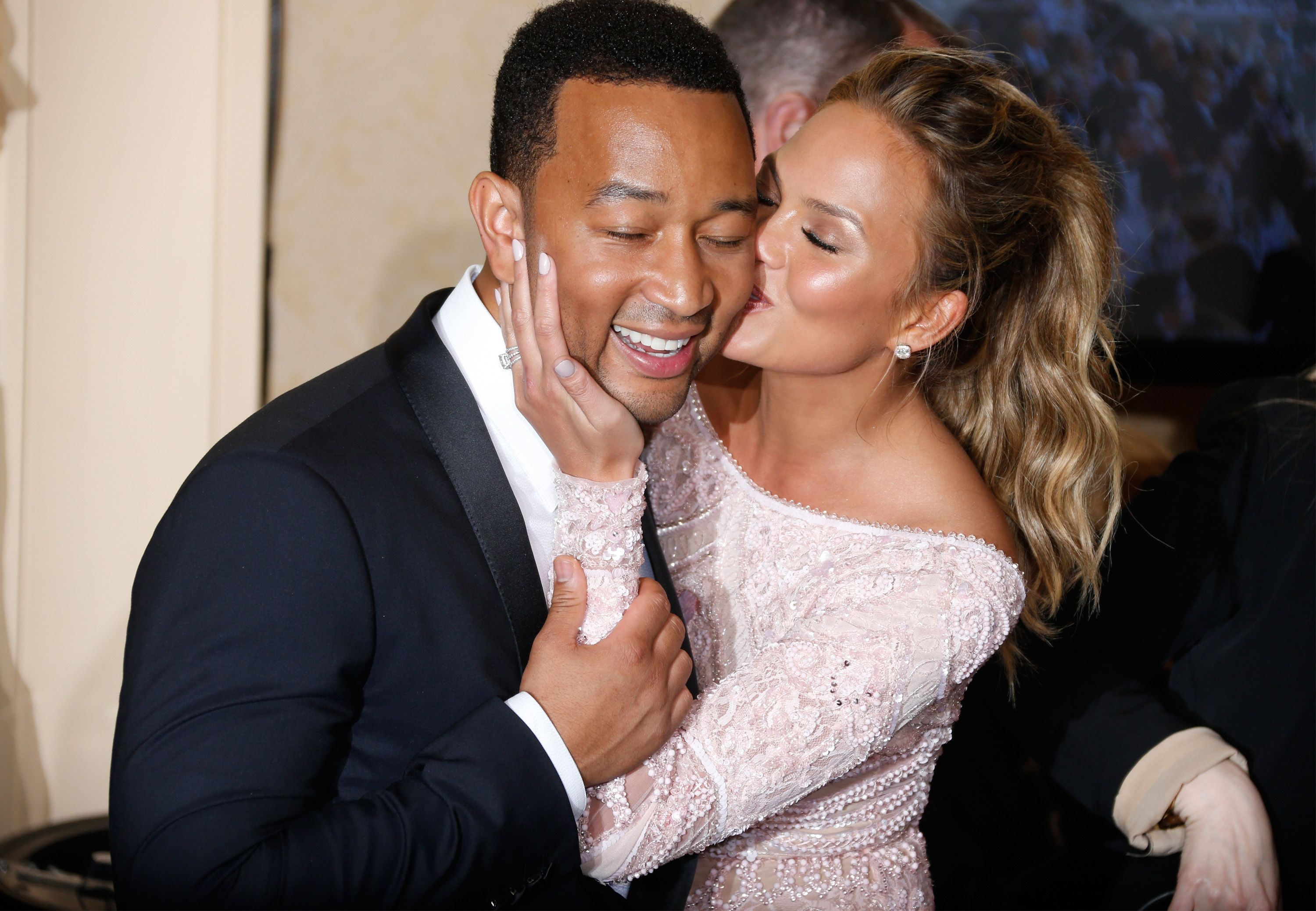 Chrissy Teigen Talks Post-Pregnancy Sex with John Legend: Youre Just Tired
