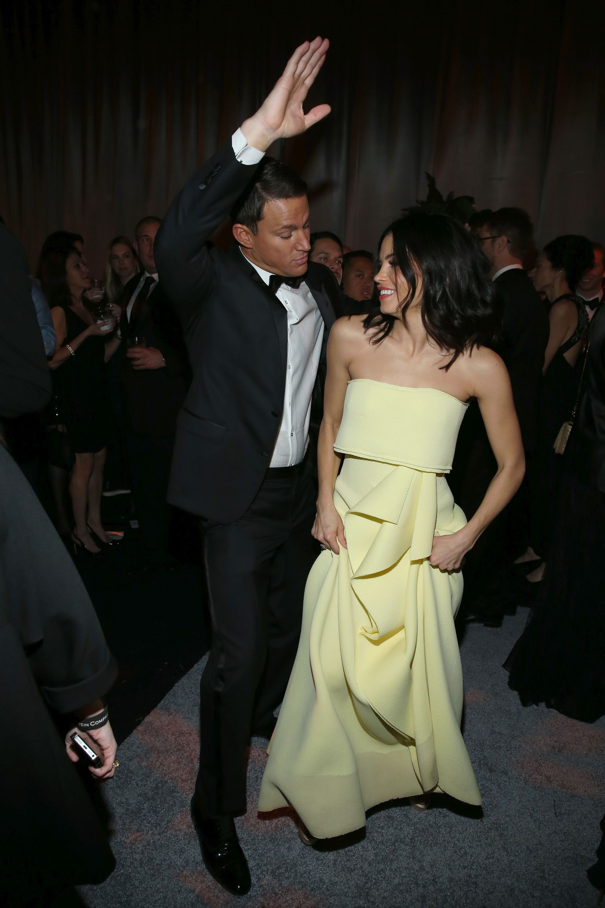 21 Channing Tatum And Jenna Dewan Quotes About Love Sex