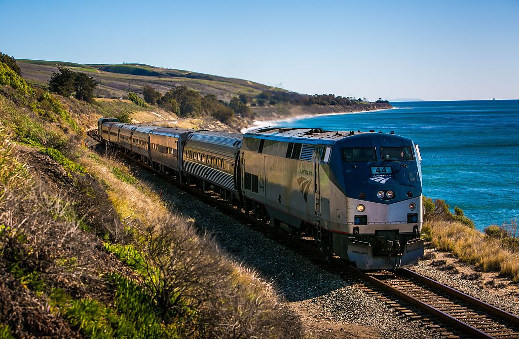 Amtrak is Having a Crazy Father's Day Sale With Tickets for as Little as $22