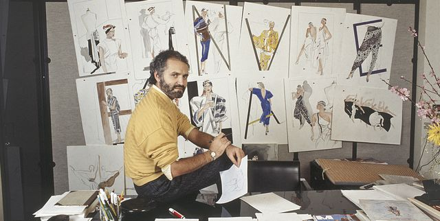 Gianni Versace Secret Moments