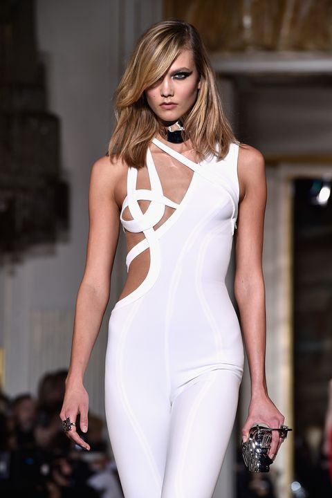 Versace : Runway - Paris Fashion Week - Haute Couture S/S 2015