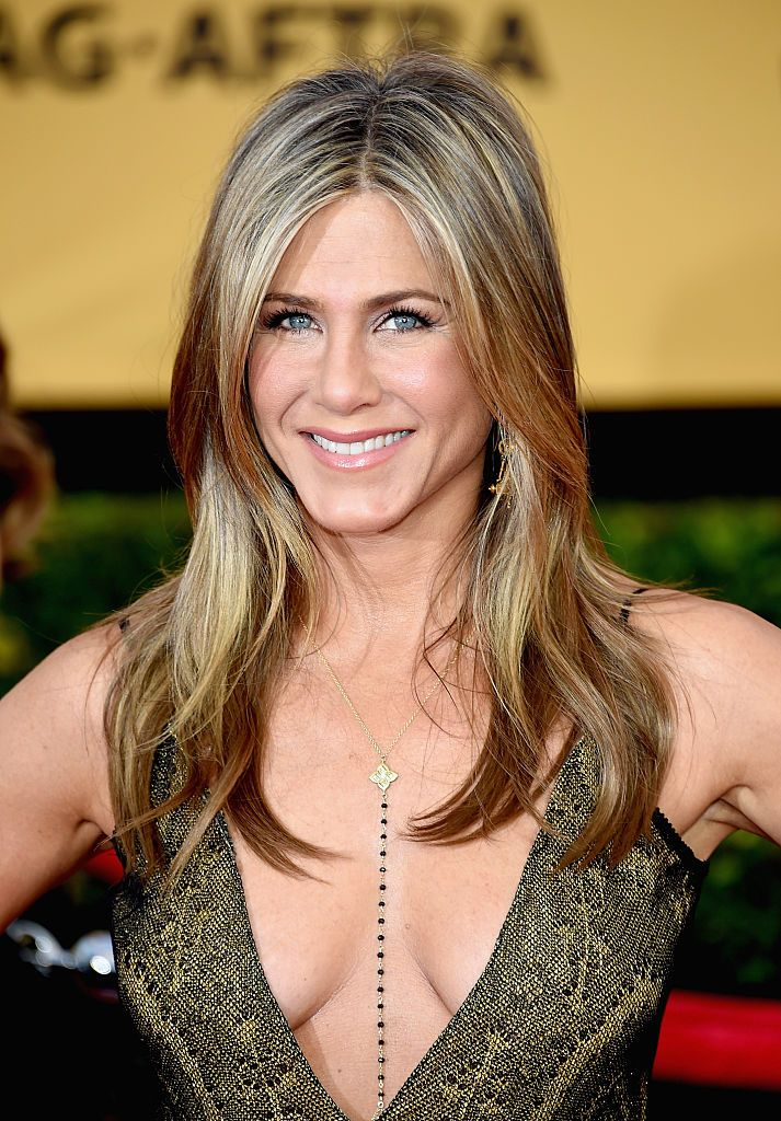 Jennifer Aniston's Representative Denied Reports That She's In The Process Of Adopting A Child