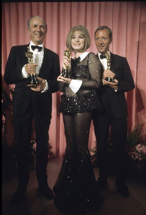 Barbara Streisand 1969 Oscars