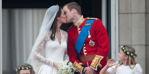 Royal Wedding Kiss.All The Best Royal Wedding Kisses