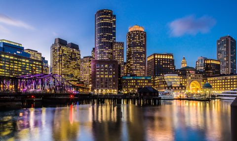 Rising Rents In US Boston