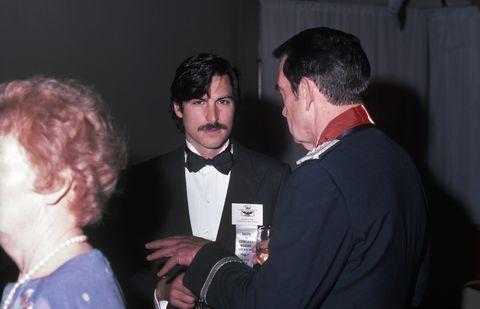 Steve Jobs At golden Plate Awards