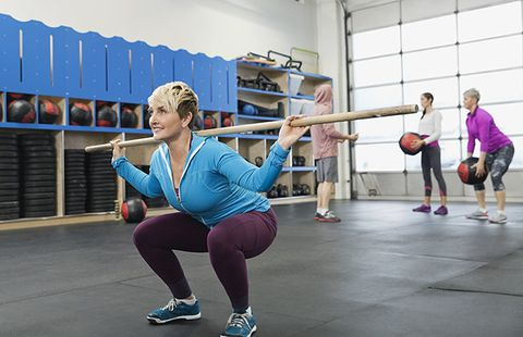 8 Reasons CrossFit Is Surprisingly Perfect For 40+