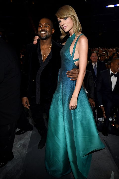 d60ee8eb A timeline of Taylor Swift's feud with Kanye West and Kim Kardashian