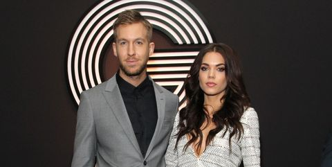 Calvin Harris and girlfriend 'involved in a serious car accident'