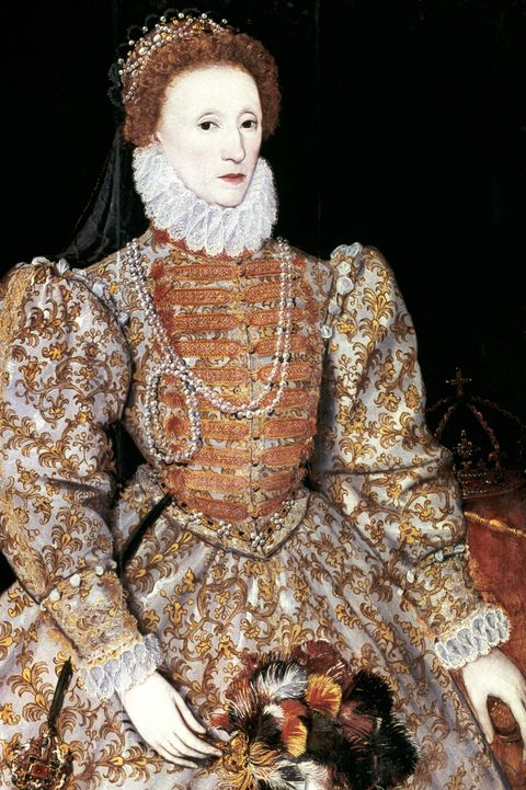 Elizabeth I, Queen of England and Ireland, c1588.
