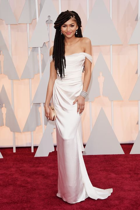 hollywood, ca   february 22  actress zendaya attends the 87th annual academy awards at hollywood  highland center on february 22, 2015 in hollywood, california  photo by jason merrittgetty images