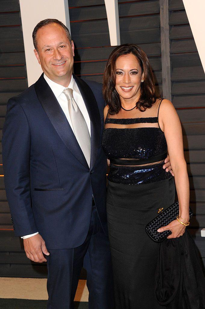 Who Is Douglas Emhoff Kamala Harris Husband He S Her Biggest Fan
