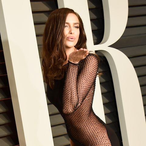 Irina Shayk's Post-Breakup Instagram of Her Butt Is a Full Mood