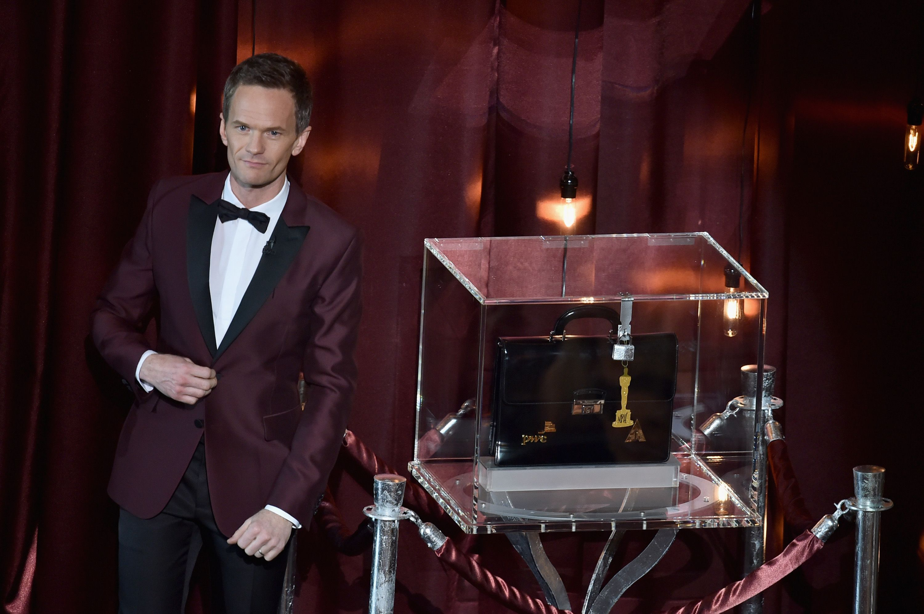 2015: When Neil Patrick Harris performed a magic trick on stage... Harris pulled off the biggest magic trick while hosting the Oscars, locking his winner predictions in a briefcase inside a glass box—and his guesses were shockingly accurate.