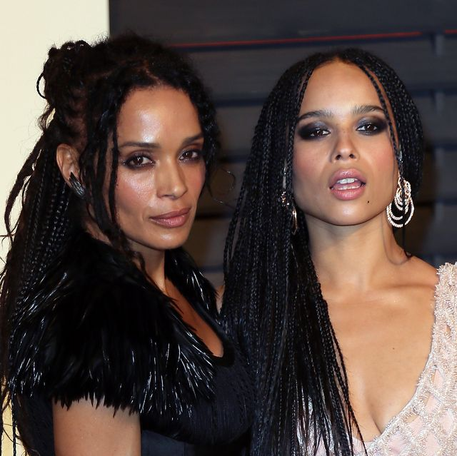 Zoe Kravitz Lisa Bonet Fashion Times When Zoe Kravitz