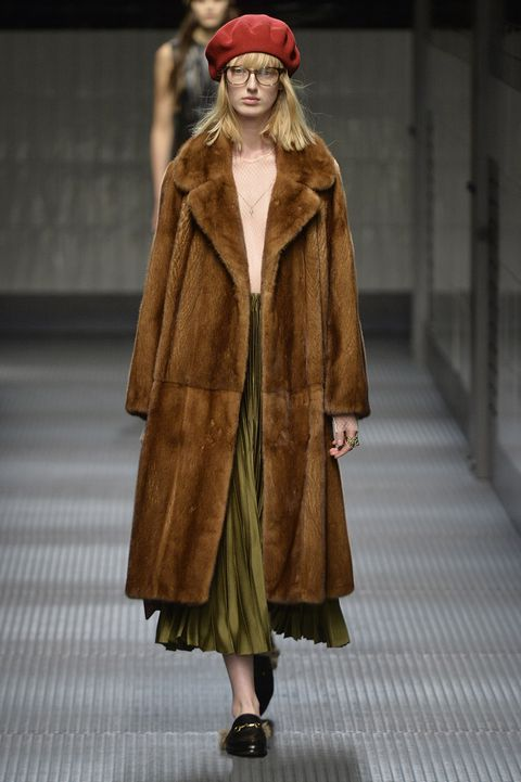 Gucci Is Going Fur Free Gucci Bans The Use Of Animal Fur