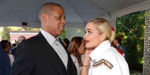 Rita Ora says the legal battle with Jay-Z's record label sent her into meltdown