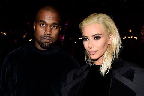 Kim and Kanye - Kimye