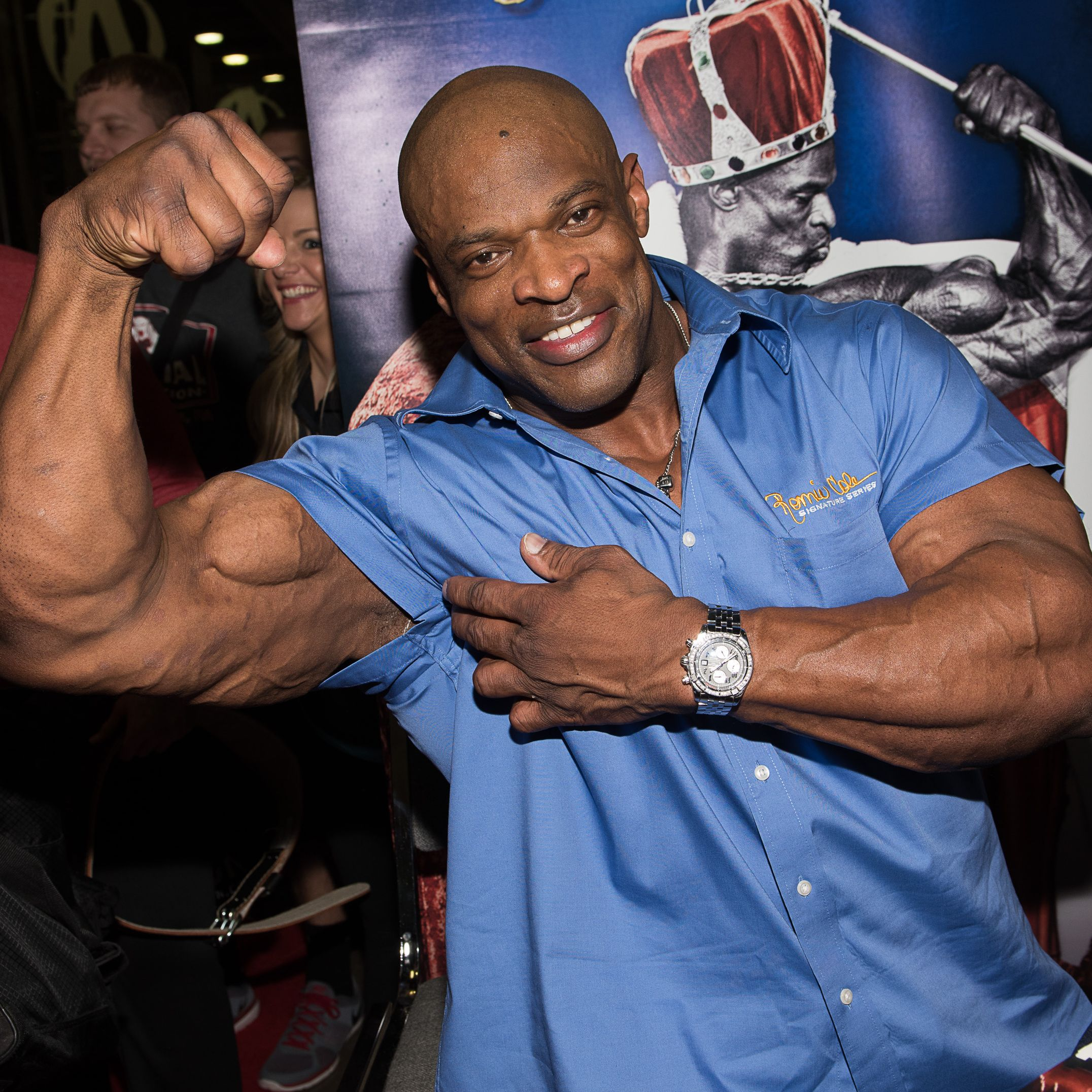 Ronnie Coleman's Netflix Documentary Shows Life After Back ...