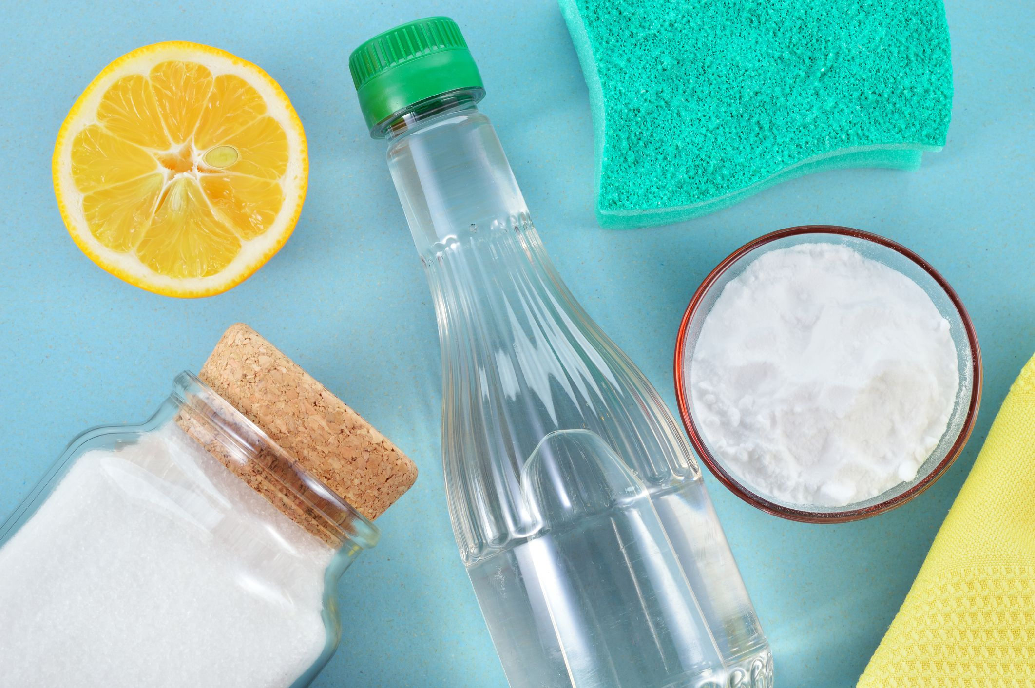 13 Homemade Cleaning Solutions the Pros Swear By