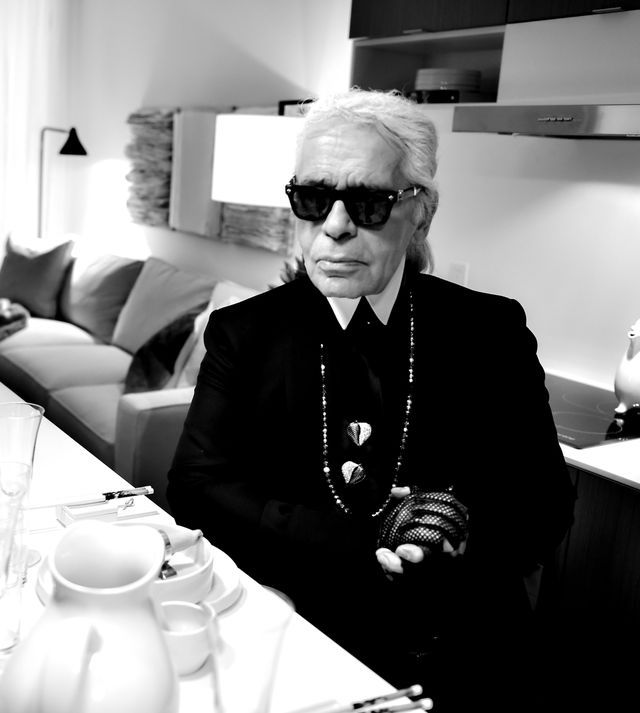Karl Lagerfeld's Wittiest, Most Iconic, and Most Outrageous Quotes of All Time