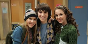 Emily Osment Miley Cyrus