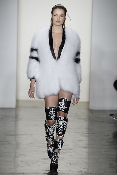 Jeremy Scott - Runway RTW - Fall 2014 - New York Fashion Week