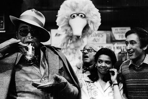 James Earl Jones Sesame Street