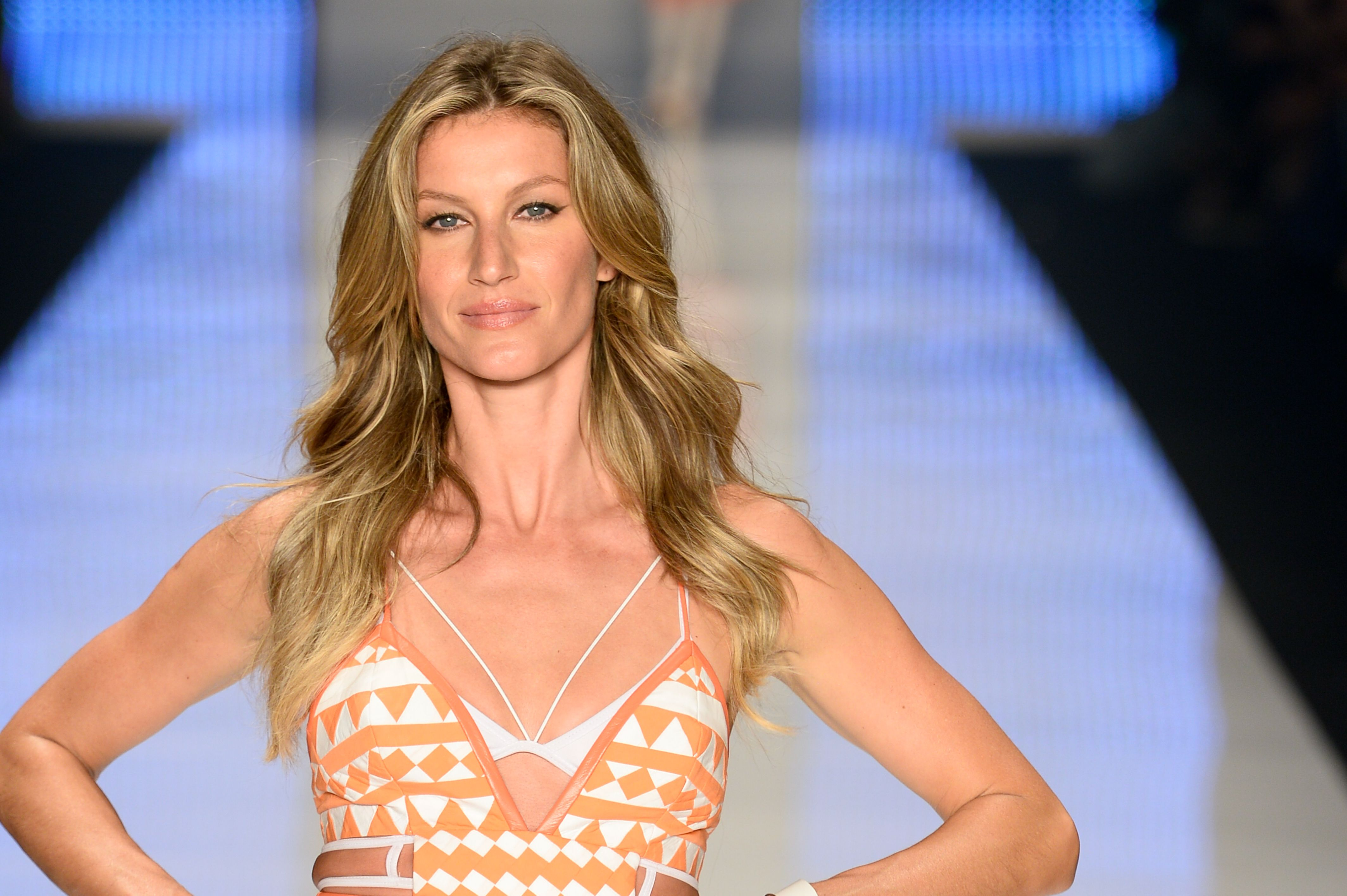 It's Official Gisele Bundchen Retires From the Runway