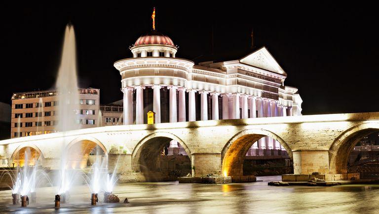 La nuova Skopje, meta del turismo che non ti aspetti