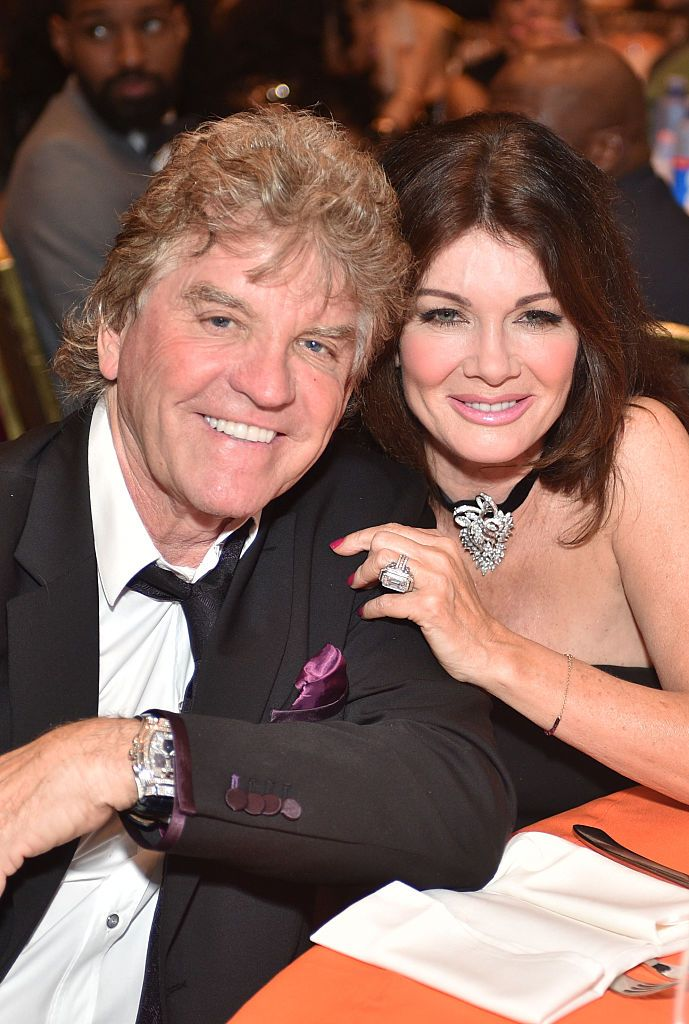 Lisa Vanderpump and Ken Todd met when she had to fill in for her brother at a club.
