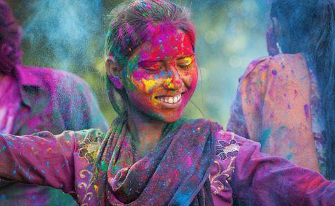 Festival holidays - Holi Festival