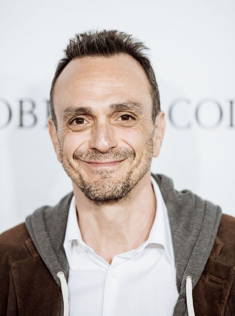 Hank Azaria nearly played Joey in Friends