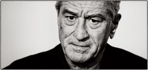 Robert De Niro After Exile