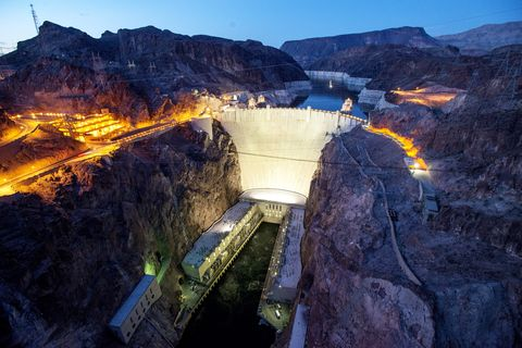 The Hoover Dam Changed America—And It Might Do It Again