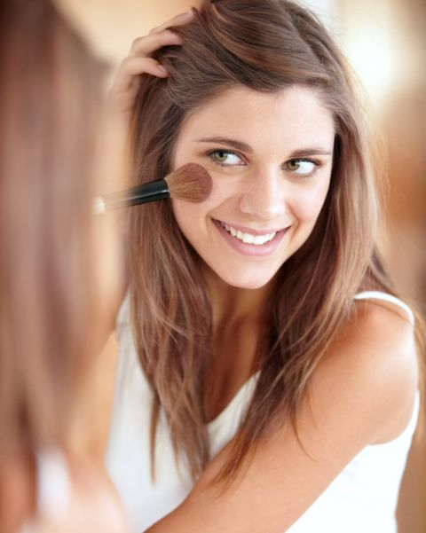 Hair, Face, Skin, Photograph, Facial expression, Beauty, Hairstyle, Eyebrow, Smile, Brown hair,