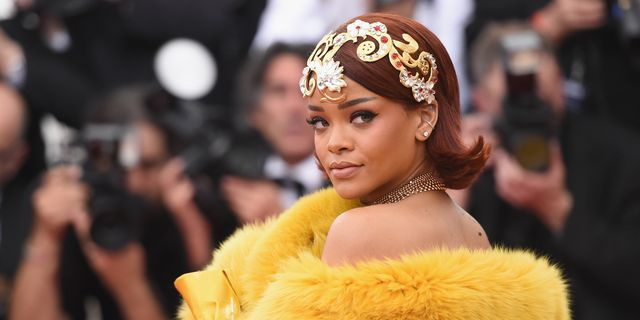 Rihanna Was Terrified People Were Going To 'Laugh' At 2015 Met Gala Gown