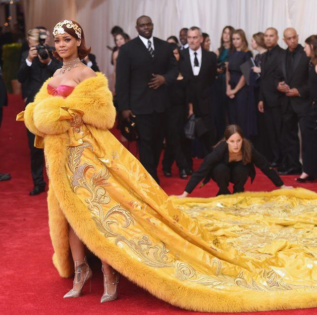 Gala En Feestjurken.De Meest Extravagante Jurken Van Het Met Gala Ooit