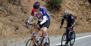 Bill Walton cyclist