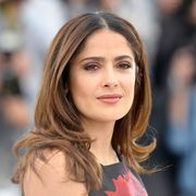 cannes, france   may 14  actress salma hayek attends a photocall for il racconto dei racconti tale of tales during the 68th annual cannes film festival on may 14, 2015 in cannes, france  photo by pascal le segretaingetty images
