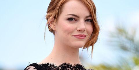 Hair, Face, Hairstyle, Lip, Eyebrow, Skin, Beauty, Chin, Blond, Head,