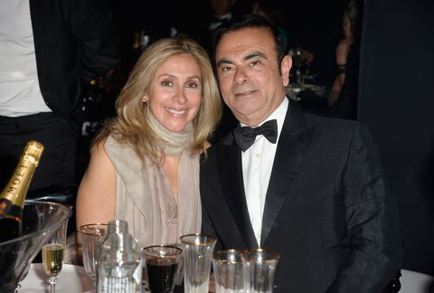 Ousted Nissan Chairman Carlos Ghosn's Wife Asked the Presidents of the U.S. and France to Help Her Husband