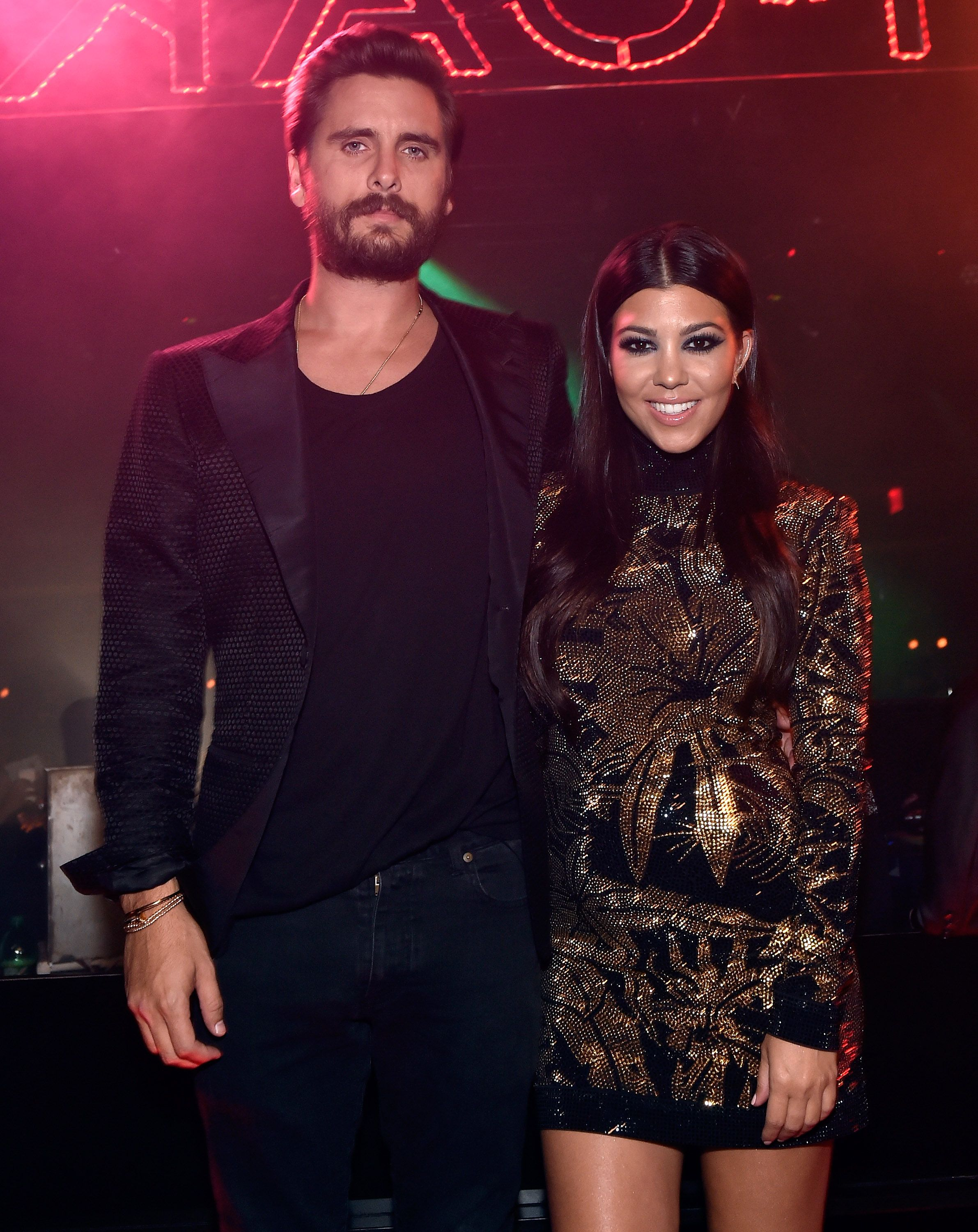 Kourtney Kardashian Learned That Scott Disick Might Be Her Soulmates on KUWTK
