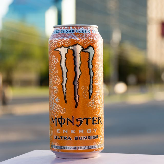 Monster Is Exploring Alcohol And Cannabis Energy Drinks