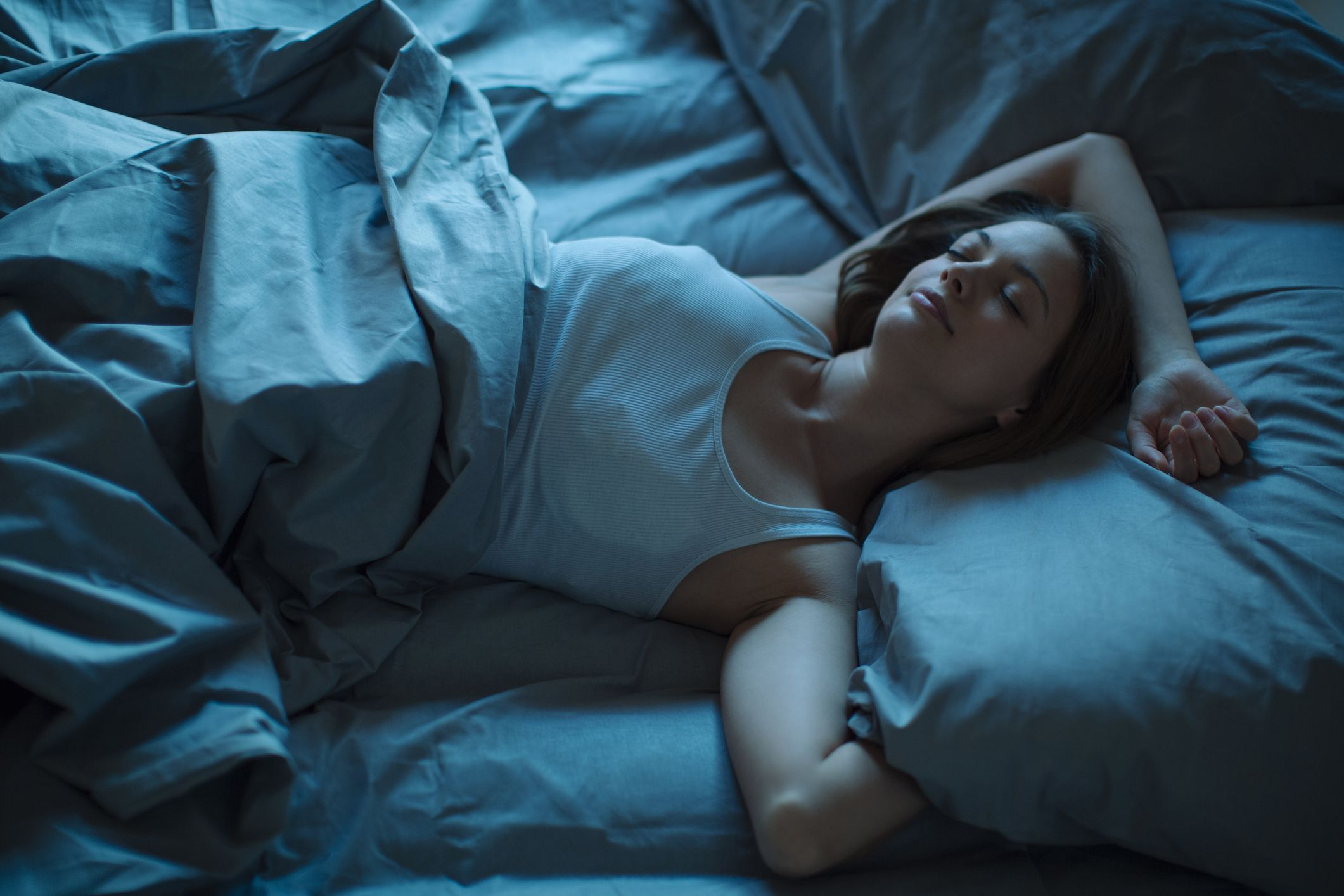 How to get back to sleep if you always wake up in the middle of the night