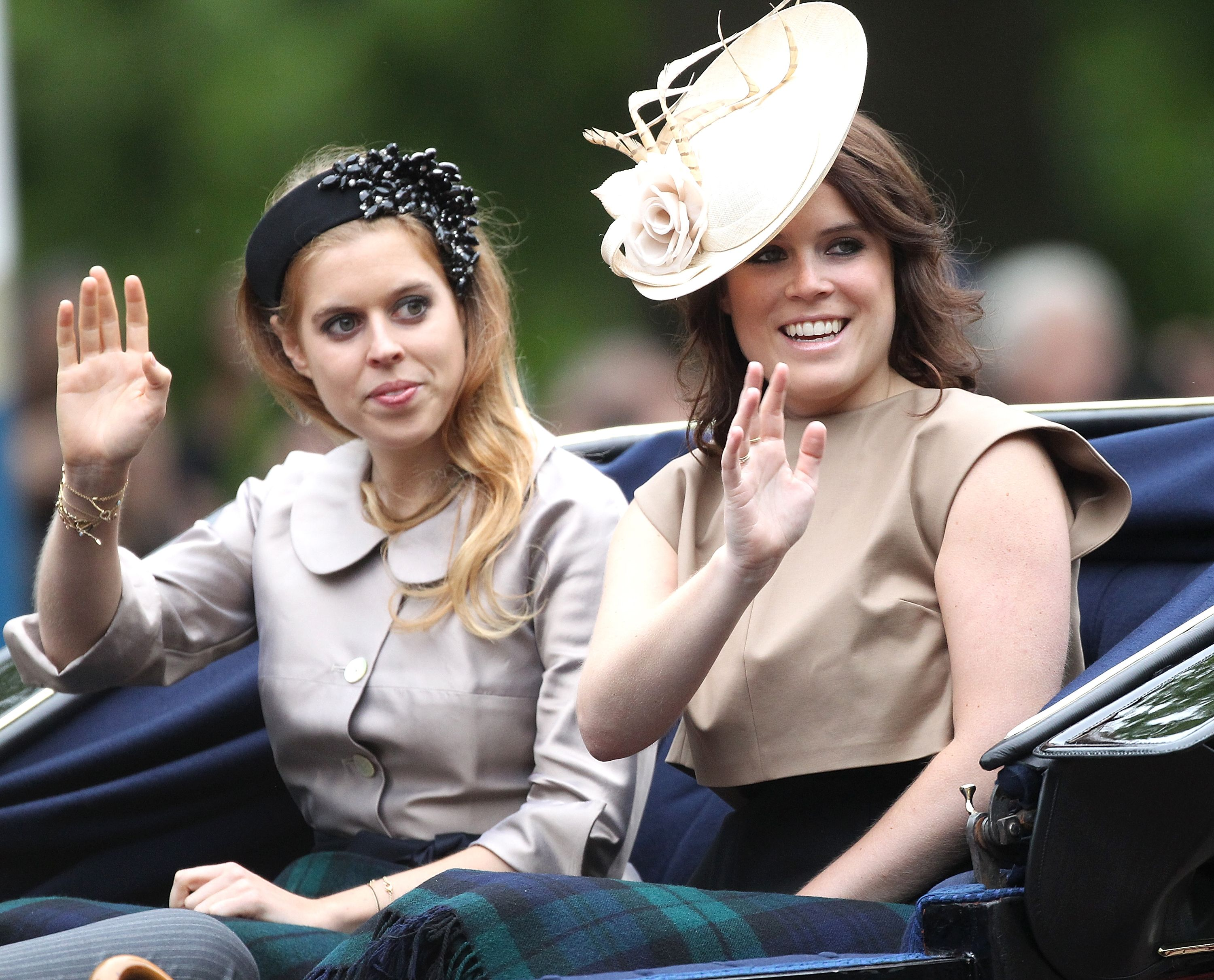 The Queen's granddaughters, Princesses Beatrice and Eugenie, are considered non-working royals and therefore do not receive any public money.
